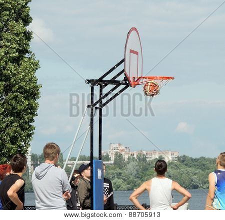 Pending For The Fall Basketball Through The Basket