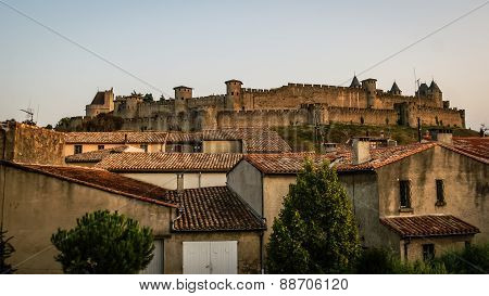 Carcassonne, South France