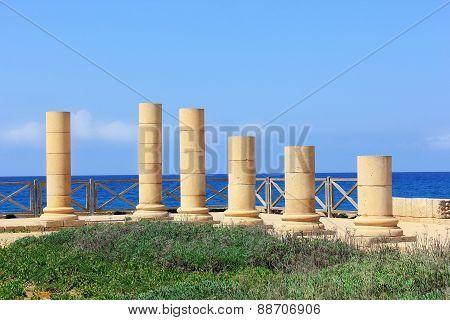 Caesarea Maritima National Park, Israel
