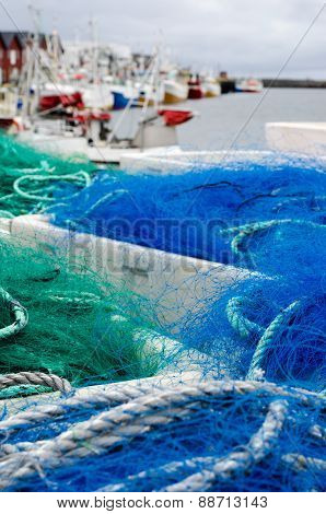 Fishing harbour-Andenes