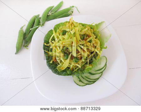 Cabbage Salad.