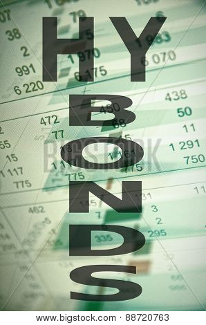 High yields bonds
