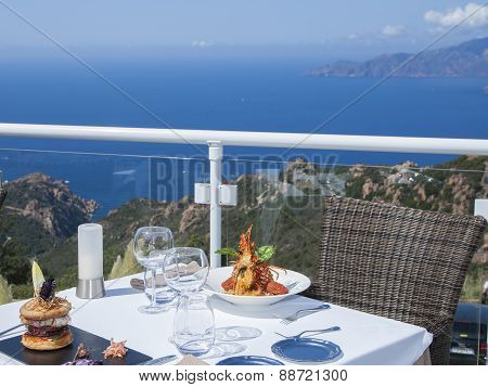Magic Dinner On The Sea