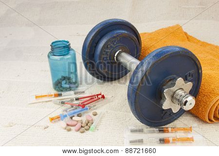 steroids, muscle-building, dangerous sport, sports fraud