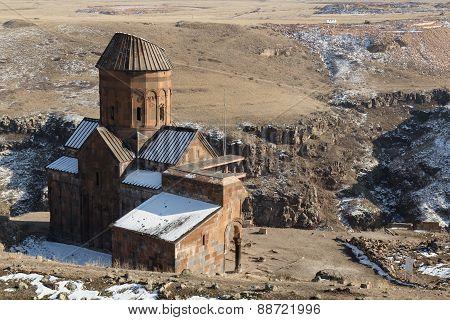 medieval church, Ani, Turkey