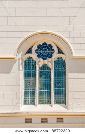 Stained Glass Window, Dutch Reformed Church, Noorder-paarl