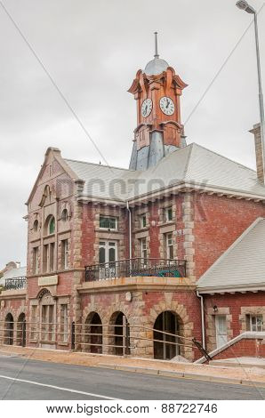 Muizenberg Station Building