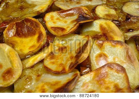 Layered Potatoes