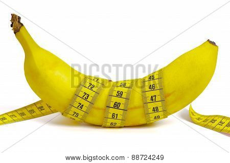 diet with healthy banana