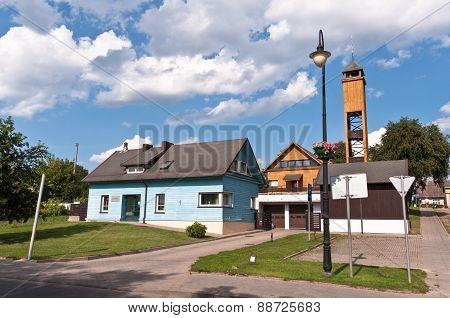 Lithuanian Houses