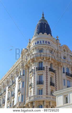 The Intercontinental Carlton Cannes At The Croisette