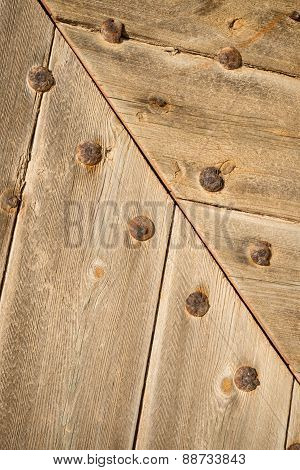Riveted Wood