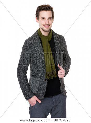 German man portrait