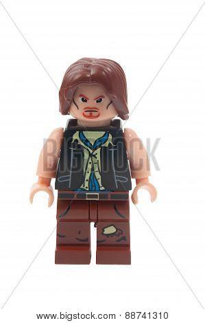 Daryl Dixon Custom Lego Minifigure