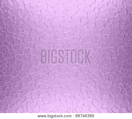 African violet metallic metal texture background
