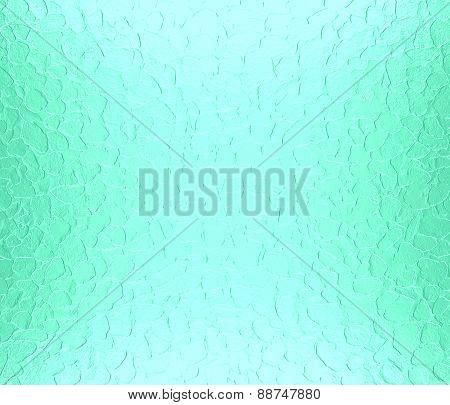 Aquamarine metallic metal texture background
