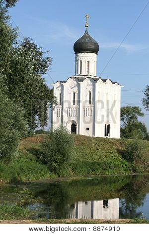Church of the Intercession on the Nerl river