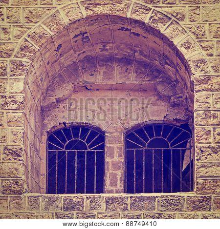 Window  In Jaffa