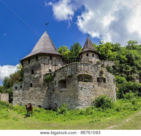 Kamenetz-podolsk Medieval Fortification
