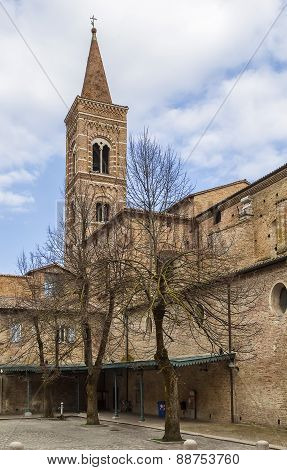 San Francesco Church, Urbino, Italy