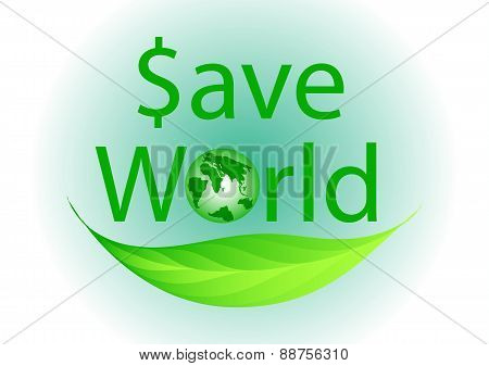 Save World Save Life