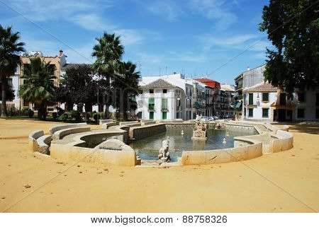 Kings Fountain, Priego de Cordoba.