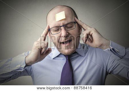 Manager thinking