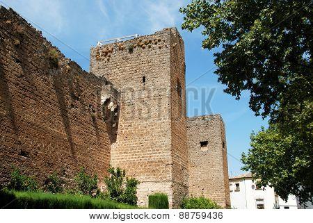 Priego de Cordoba castle.