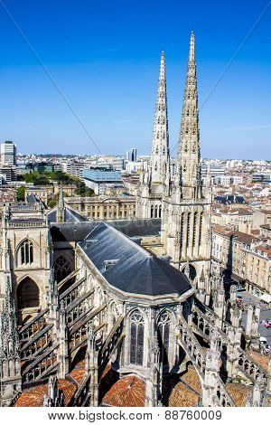 St. Andrew's Cathedral, Bordeaux, France