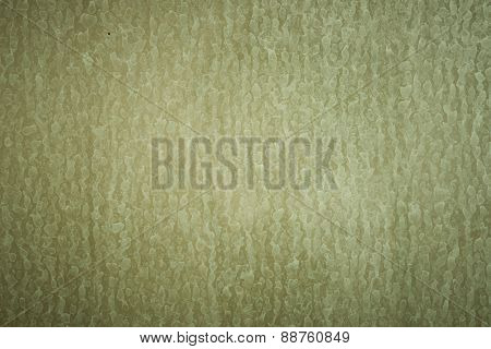 Dry Water Stains On The Glass Wall