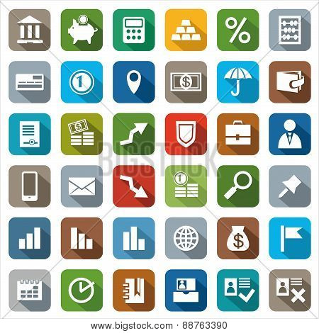 Icons Colored Finance.eps