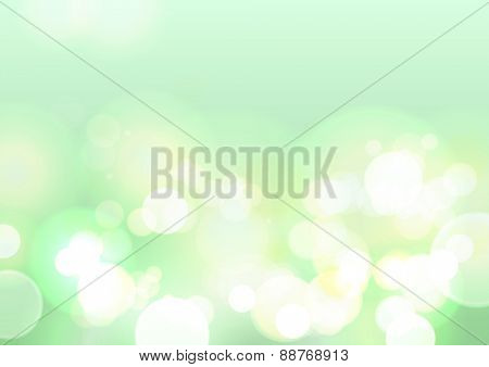 Stylish Modern Business Card Background Springtime with copy space for your own text