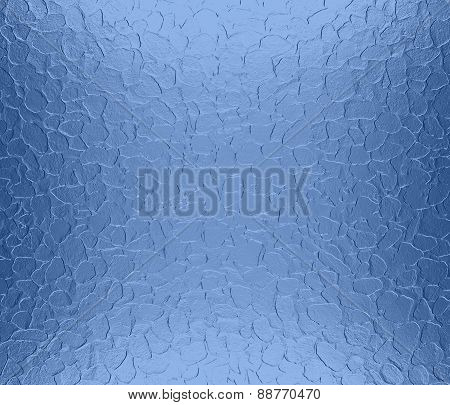 Blue yonder metallic metal texture background