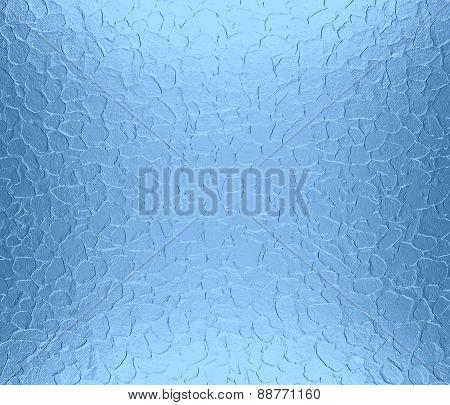 Blue-gray metallic metal texture background