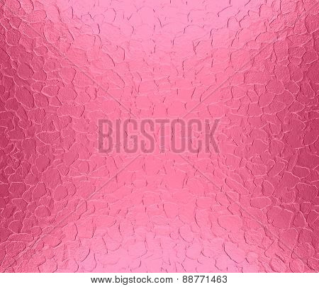 Blush metallic metal texture background