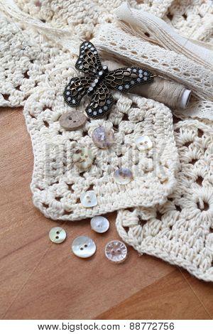 Cream craft collection