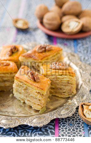 Baklava, Traditional Oriental Sweets