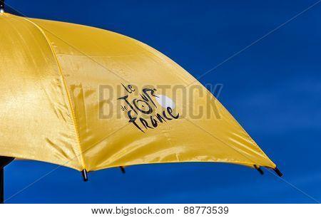 Parasol Tour De France