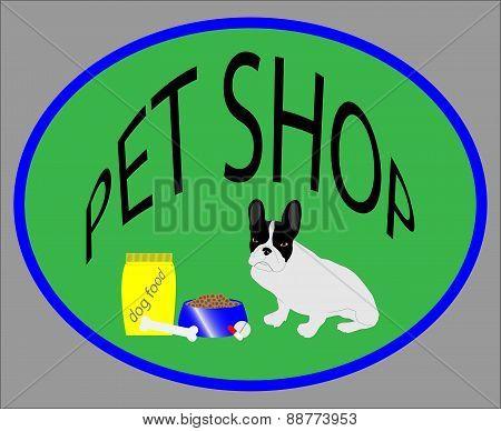 Pet Shop Emblem