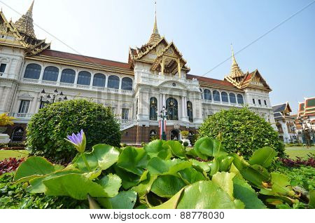 Chakri Maha Prasat Hall
