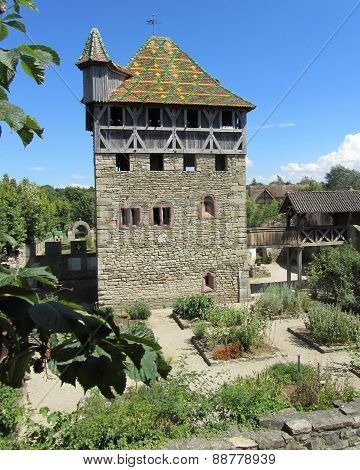 Fortified Tower, France