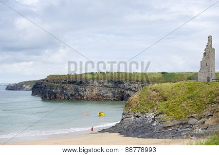 Ballybunion Sea And Cliff Rescue Service Launcher