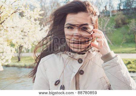 Atractive Turkish Woman