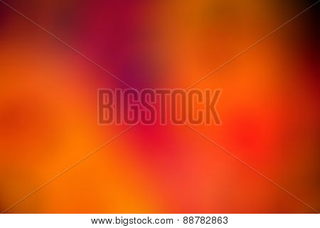 Blurred colored background