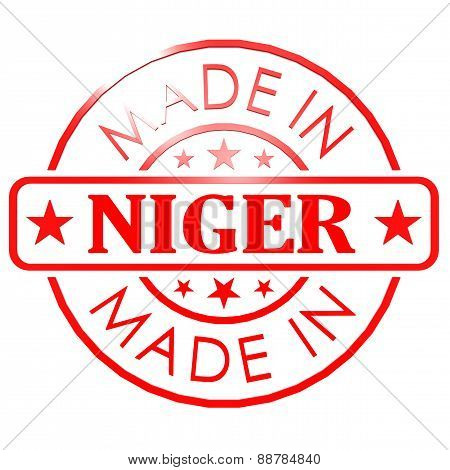 Made In Niger Red Seal