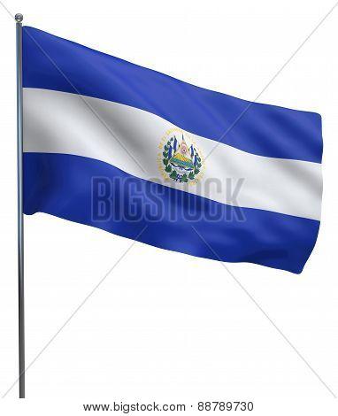 El Salvador Flag Image