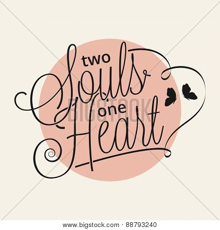 Two Souls One Heart