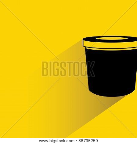 bucket container