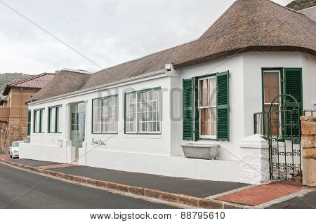 Beaufort Villa In Kalk Bay