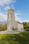 picture of century plant  - located on the grounds of Kilcooley Estate the Church dates from the 19th century - JPG